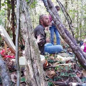 Happy Sapiens - Bain sonore dans les bois